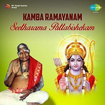 Kamba Ramayanam - Seetharama Pattabishekam