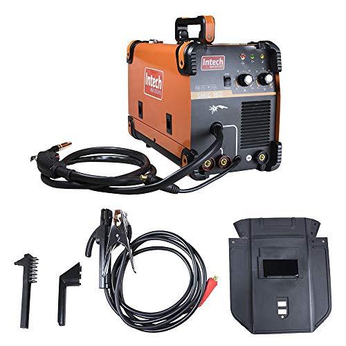 Máquina de Solda Inversora MIG-MAG/MMA/TIG Lift 160A SMIG160 Intech Machine (220V)