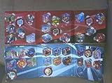 Disney Infinity - Series 1 & Series 2 Power Discs Compete Set Plus All Rares & Exclusives - 48 Discs!