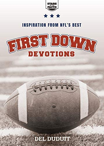 First Down Devotions Inspiration from the NFL s Best Stars of the Faith 2 product image