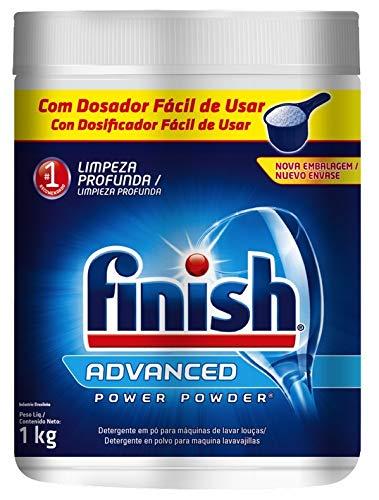 Advanced Detergente Em Pó Para Lava Louças 1Kg, Finish