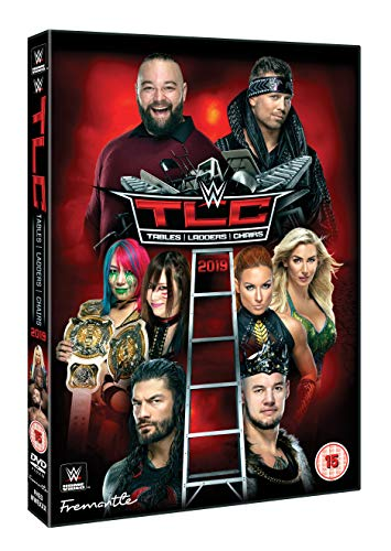 WWE: TLC - Tables, Ladders & Chairs 2019 [DVD]