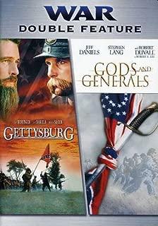 GETTYSBURG / GODS AND GENERALS (WS)(DVD)