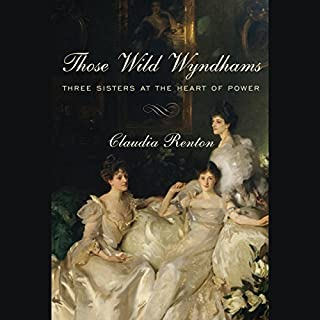 Those Wild Wyndhams audiobook cover art
