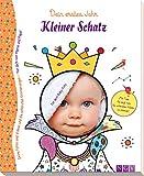 Kleiner Schatz - Babyalbum für Mädchen und Jungen: Dein erstes