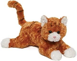 GUND Tabby Plush Stuffed Cat, Orange/White, 14