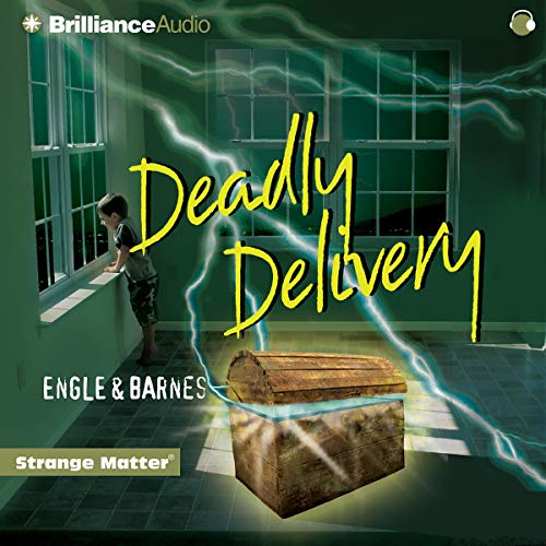 Deadly Delivery Audiobook By Engle, Barnes cover art