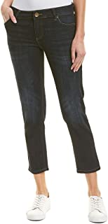 KUT from the Kloth Catherine Straight-Leg Ankle Jeans
