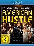 Die Blu-ray von American Hustle
