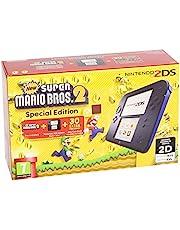 Nintendo 2DS - Consola, Color Azul + New Super Mario Bros 2 (Preinstalado) - [Edizione: Spagna]