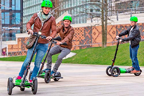 Jochen Schweizer Geschenkgutschein: Scuddy Fahren Hamburg-Hafen City