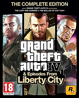 Grand Theft Auto IV: Complete Edition [Online Game Code] (B00HS53PCK) | Amazon price tracker / tracking, Amazon price history charts, Amazon price watches, Amazon price drop alerts