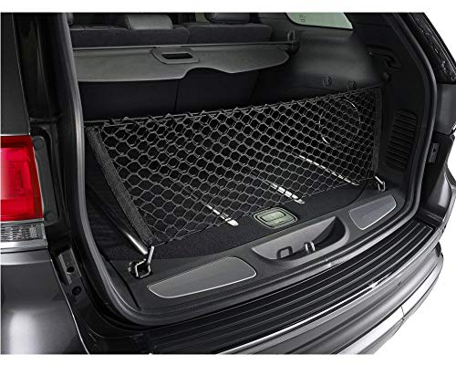 AUTOPA 5057719AA Rear Luggage Storage Trunk Cargo Net Compatible with 2011-2018 Jeep Grand Cherokee