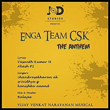 Enga Team CSK