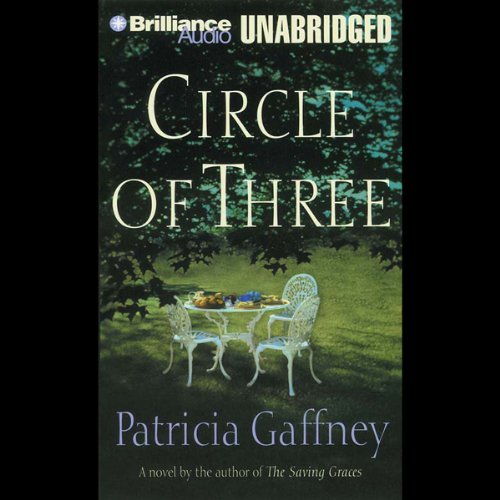 Circle of Three audiobook cover art