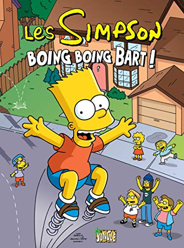 Les simpson - tome 5 Boing Boing Bart ! (05)