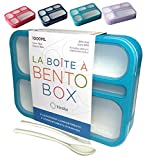Bento Lunch-Box for Kids Boys Girls | Leakproof School Bentobox | Meal Prep