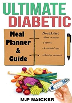 Ultimate Diabetic Meal Planner and Guide  904 pages of 1200-1800 calorie meal plans!  diabetic diet meal plan diabetes meal planner diabetes diet plan diabetes cooking recipes for diabetics