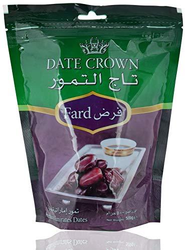 Dry Fruit Wala Date Crown Fard UAE Dates, 500 g