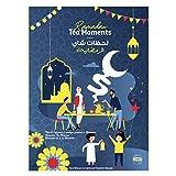 Lipton Calendrier du Ramadan, Thés noirs, Thés verts et infusions, Halal, pour partager un moment de fête avec votre famille et vos amis, idée cadeau idéal à offrir, 60 sachets