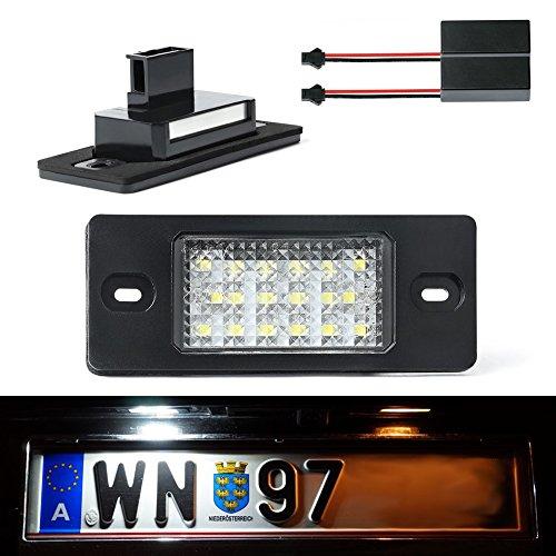 Do!LED E01-1 LED Kennzeichenbeleuchtung mit E-Prüfzeichen
