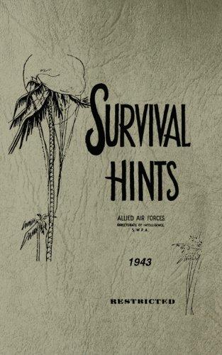 Survival Hints: Allied Air Forces