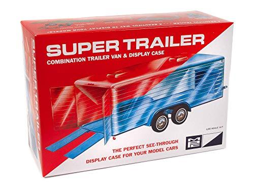 MPC Super Display Case Trailer 1:25 Scale Model Kit