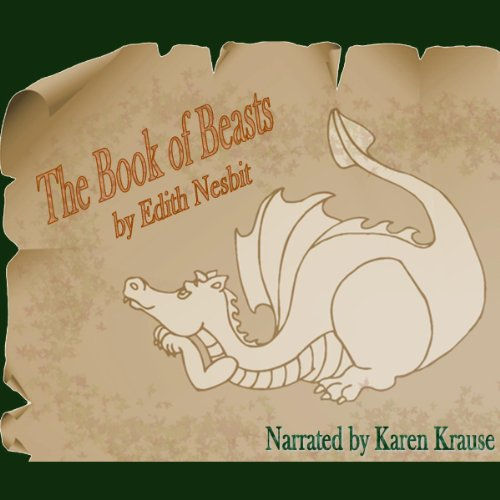 The Book of Beasts audiobook cover art