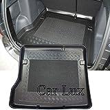 Car Lux NAR02455 - Alfombra Bandeja Cubeta Protector maletero