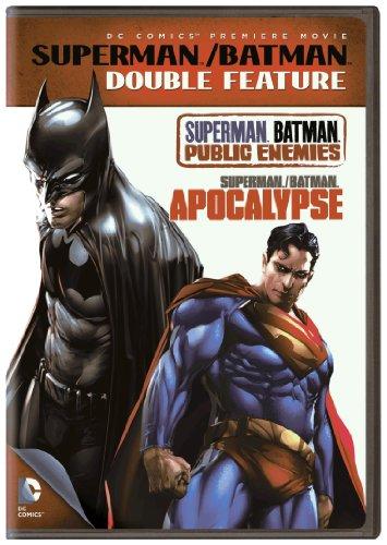 dc comics of public enemies DCU Superman/Batman Double Feature (2012) (Superman Batman Public Enemies/Superman Batman Apocalypse)