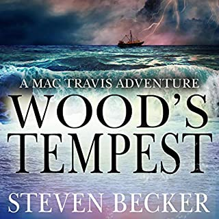 Wood's Tempest: Action & Adventure in the Florida Keys     Mac Travis Adventures, Book 8              By:                                                                                                                                 Steven Becker                               Narrated by:                                                                                                                                 Paul J McSorley                      Length: 7 hrs and 51 mins     1 rating     Overall 5.0