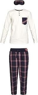 Bao Conjunto de Pijama para niño en algodón orgánico e Antifaz