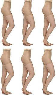 37f9dcdceed Amazon.com   25 to  50 - Sheers   Socks   Hosiery  Clothing