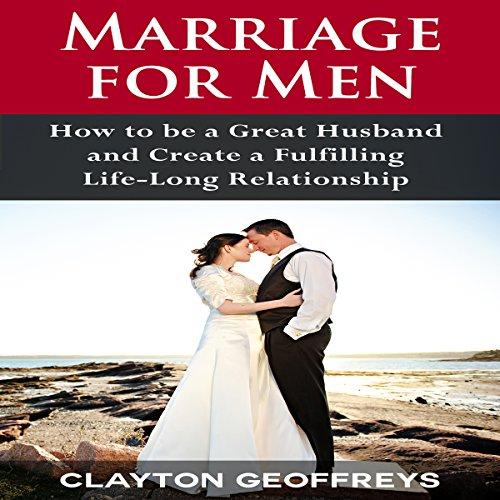 Marriage for Men cover art