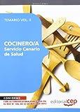 Cocinero/a del Servicio Canario de Salud. Temario Vol. II.: 2 (Canarias (cep))
