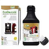 EcoDescalk Biologico Concentrato (2x9 Decalcificazioni). Decalcificante 100% Naturale. Detergente per Macchine da caffè. Tutte Le Marche. Prodotto CE.