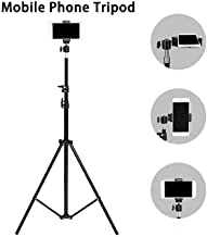SHYLOC Tripod with Fluid Head for Camera, Phone or Tablet, DSLR, Monopod for Vlog, TikTok, Musically, Facebook, Vigo, Travel and Work, 71-inch