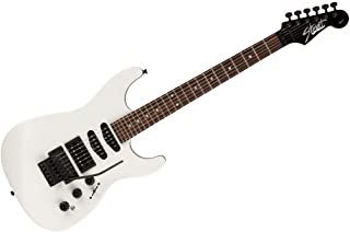 Fender Limited Heavy Metal Stratocaster - Maple Fingerboard - Bright White