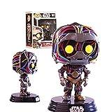 C-3PO Funko POP! Vinyl Bobble Head Unfinished Figurine 181 Star Wars Exclusive (In Original Box)...