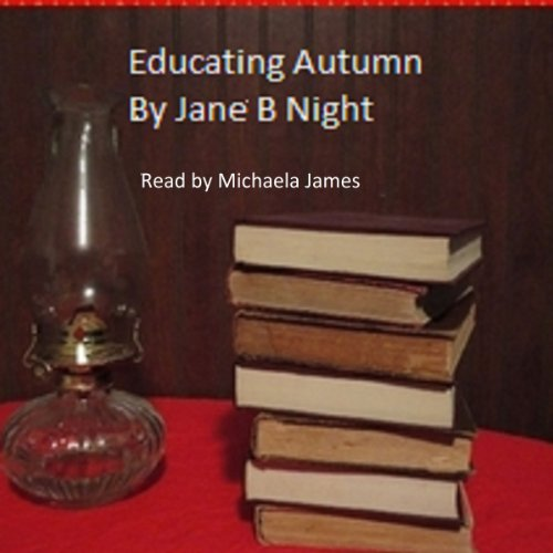 Educating Autumn audiobook cover art