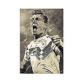 Fußballspieler Toni Kroos Sport Poster 6 Leinwand-Poster