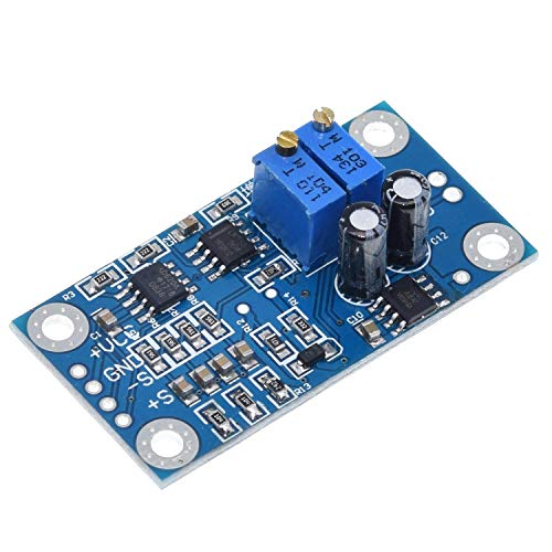 PengCheng Pang AD620 microvoltaje MV Amplificador de tensión de la señal Instrumentación Módulo Junta DC3-12V