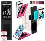 Hülle für HomTom Ht6 Tasche Cover Case Bumper | Pink |