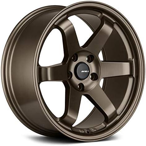 AVID 1 AV 06 Custom Wheel 18x8 35 Offset 5x114 3 Bolt Pattern 73 1mm Hub Matte Bronze Rim product image