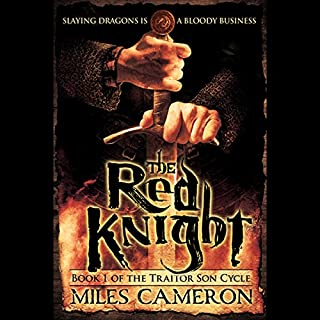 The Red Knight                   By:                                                                                                                                 Miles Cameron                               Narrated by:                                                                                                                                 Matthew Wolf                      Length: 30 hrs and 31 mins     2,107 ratings     Overall 4.3