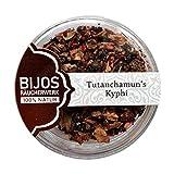 Miscela di incenso BijOS Incenso in Barattolo da 50 ml KYPHI di TUTANCAMUN - Tradizionale incenso da Sera Egiziano