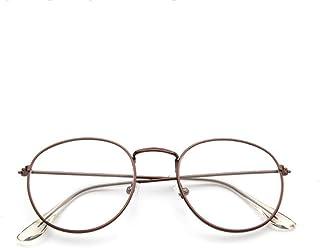VRTUR Glasses Retro Double Metal Bridges Polarized Lens Sunglasses for Men Women Mirrored Lens Women Sunglasses