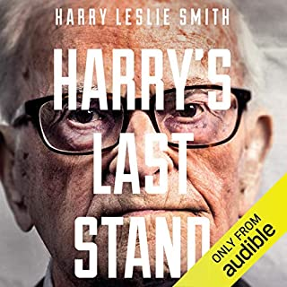 Harry's Last Stand cover art