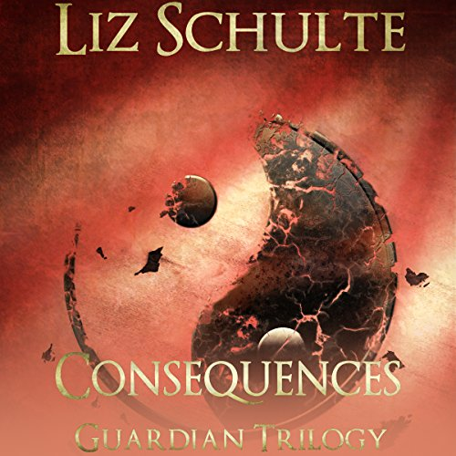 Consequences audiobook cover art