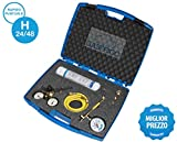 OXYTURBO KK900 Kit Azoto Prova Tenuta Impianti -Kit Azoto Lavaggio Impianti - Kit Azoto Co...